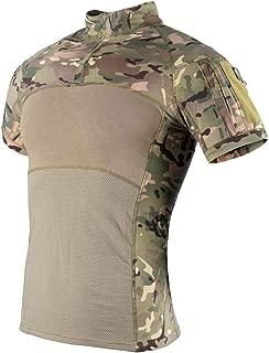 The Mercenary Company Next Gen Short Sleeve Knitted Combat Shirt
