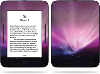 MightySkins Skin Compatible with Barnes & Noble Nook GlowLight 3 (2017) - Spaced Out | Protective, Durable, and Unique Vinyl Decal wrap Cover | Easy to Apply, Remove | Made in The USA