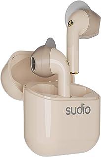 Sudio Nio True Wireless Earphones Sand