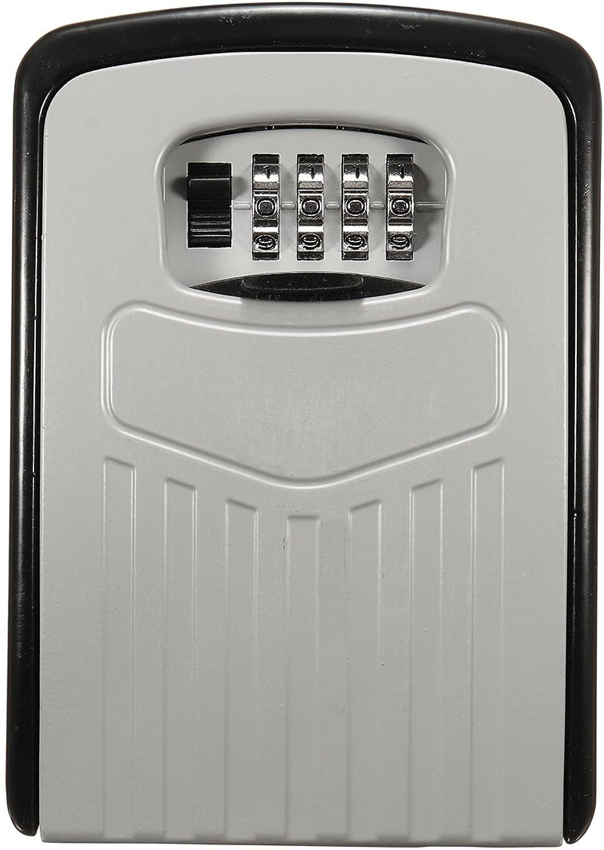 GOZAR 4-Stellige Safe Security Lock Lock Lock Storage Schlüssel Verstecken Box Wand Montiert Kombinationsschloss B07D4CSZSC   Sale Online  bcdf4e