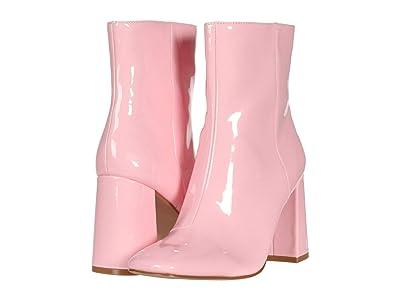 Steve Madden Taryn Bootie (Pink Patent) Women