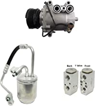 RYC Remanufactured AC Compressor Kit KT A034