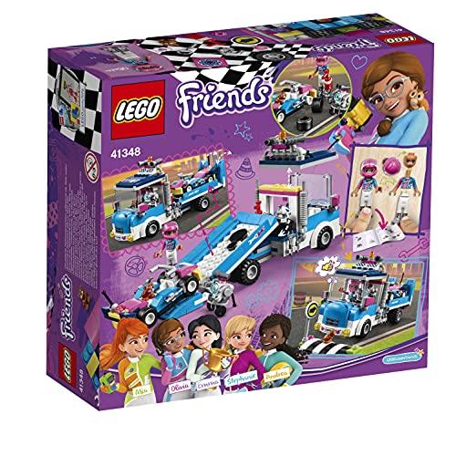 LEGO 41348 LEGO Friends Camion di servizio e manutenzione (Ritirato dal Produttore)