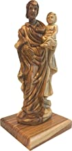 Holy Land Market Saint Joseph - olive wood (23cm or 9 inches tall)