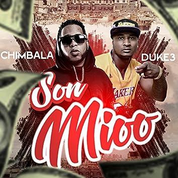 Son Mío (feat. Chimbala)