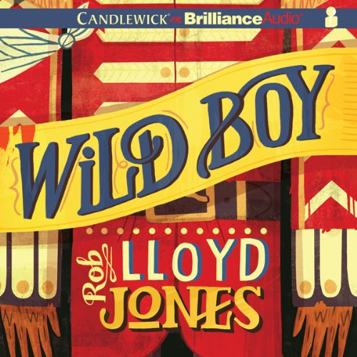 Wild Boy audiobook cover art