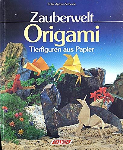 Origami - Tierfiguren aus Papier (Falken Ideen über Ideen)