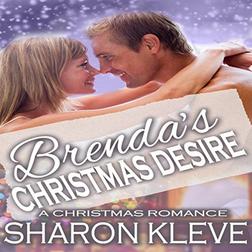 Brenda's Christmas Desire audiobook cover art