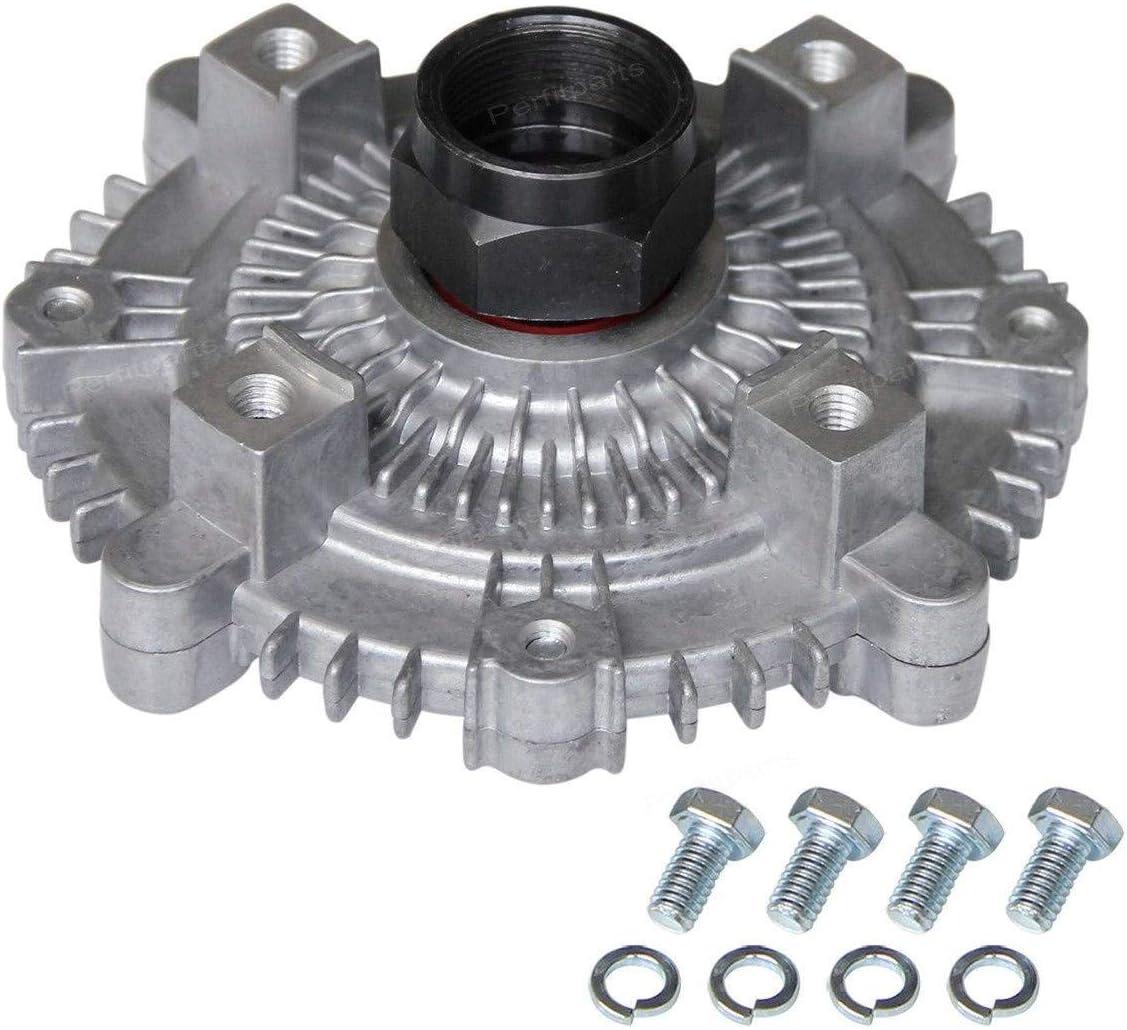 TOPAZ 2581 Engine Cooling Fan for 1988-198 5 Cheap mail order sales popular Merkur Clutch Scorpio