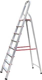 8 Step Household Aluminium Ladder