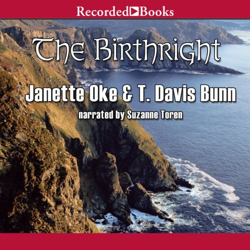 The Birthright     The Song of Acadia Book #3              De :                                                                                                                                 Janette Oke,                                                                                        T. Davis Bunn                               Lu par :                                                                                                                                 Suzanne Toren                      Durée : 8 h et 7 min     Pas de notations     Global 0,0