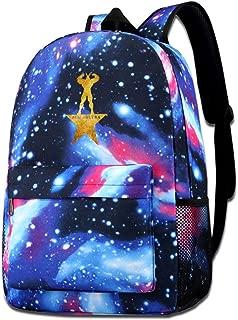Plus Ultra Shoulder Bag Fashion School Star Printed Bag
