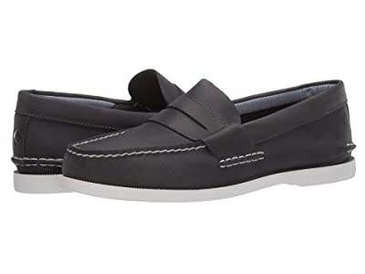 Sperry A/O Plushwave Penny (Navy) Men