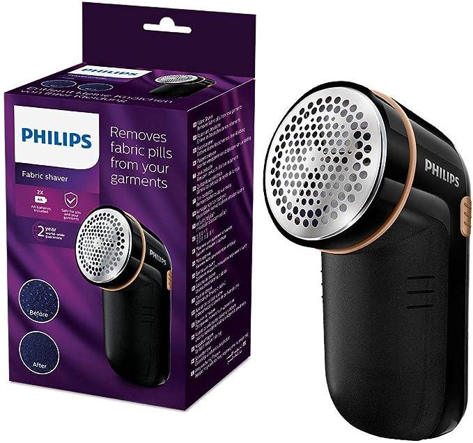 718 opinioni per Philips Levapelucchi GC026/80, Alimentazione a Batteria, Contenitore Pelucchi