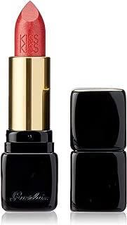 Guerlain Kiss-Kiss Shaping Cream Lip Color Lipstick for Women, No. 340 Miss Kiss, 0.12 Ounce