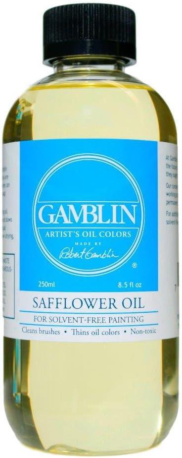 Gamblin Safflower Oil Ranking OFFer TOP14 Ounce 8