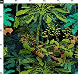 Blumen, Garten, tropisch, Hawaii, Gartenarbeit, Palmen