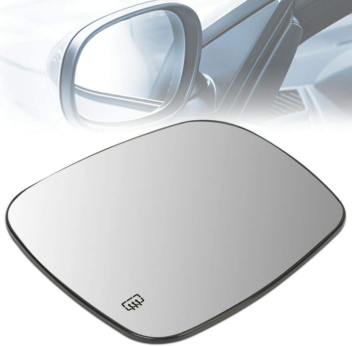 SCKJ Compatible with Special price Right Side Classic Mirror w Glass Heated