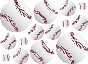 42 Baseball Ball Wall Decor Art Stickers Decals Vinyls