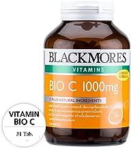Blackmores Vitamins Bio C 1000 mg 31 Tab.(Honest Succeed)