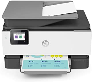 HP OfficeJet Pro 9013-1KR49B Wireless Print Scan Copy Fax All-in-One Printer 4800 x 1200 dpi