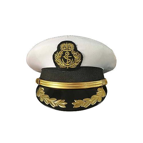 320cafc04 Admiral Hat: Amazon.com