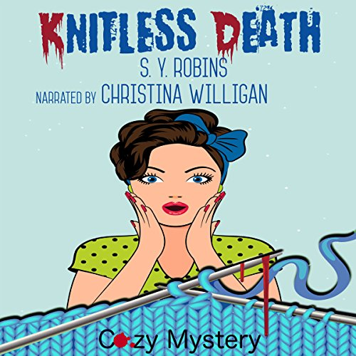 Knitless Death audiobook cover art