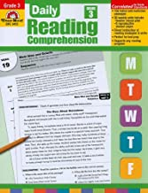 Daily Reading Comprehension, Grade 3 (Daily Reading Comprehension)