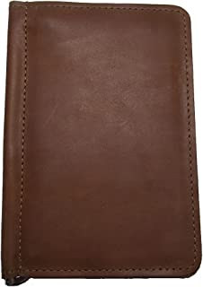TPK Golf Accessories-Golf Gifts | Leather Golf Scorecard Holder and Yardage Book Cover - Golf Score Book | Made in USA with Full Grain Leather