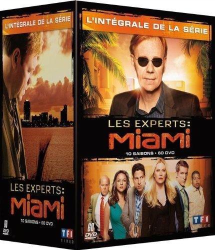 Les Experts : Miami-L'intégrale de la série-10 saisons-60 DVD