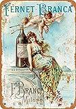 Supsum 1889 Fernet-Branca Liqueur 2 Retro-Mode-Wand-Dekor-Hauptkunst-Plakat anwendbar auf Garage Bar Restaurant