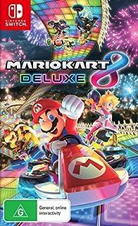 Mario Kart 8 Deluxe - Nintendo Switch (B076P3GRGM) | Amazon price tracker / tracking, Amazon price history charts, Amazon price watches, Amazon price drop alerts