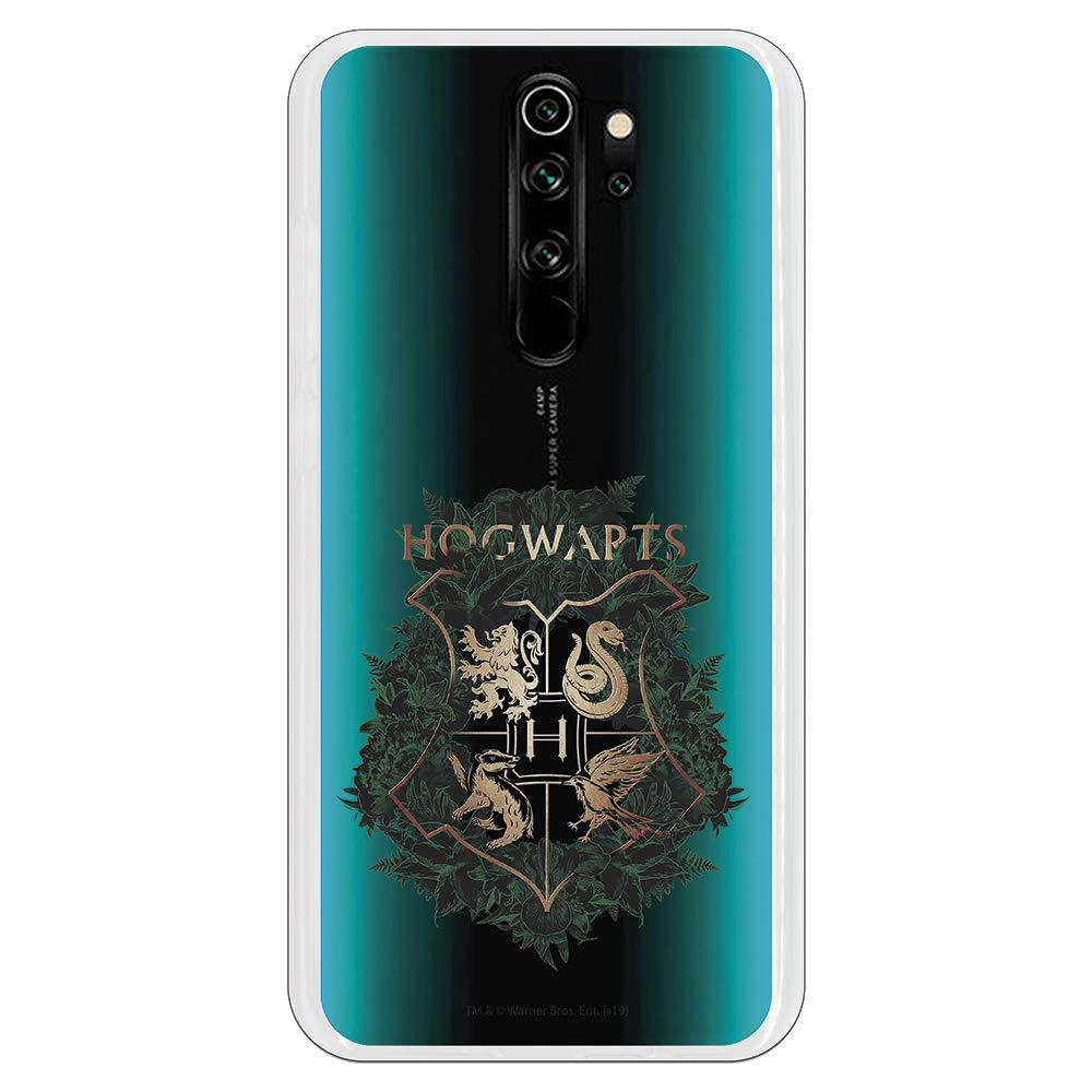 Funda para Xiaomi Redmi Note 8 Pro Oficial de Harry Potter Hogwarts Floral Verde para Proteger tu móvil. Carcasa para Xiaomi de Silicona Flexible con Licencia Oficial de Harry Potter.: Amazon.es: Electrónica