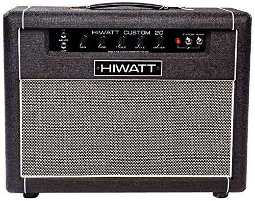 Hiwatt sa2012Verstärker Combo Lampen Klasse A für Gitarre 20W