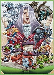 (60) USA Seller MTG Wow Yugioh Card Sleeves Toon Kingdom & Monster Character Sleeves 67 × 92mm