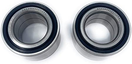 Iconic Racing Both Front or Rear Wheel Bearings Compatible with Gator XUV 550 560 590i RSX 850i 860i S4 Trail Sport