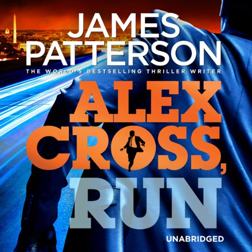 Alex Cross, Run cover art