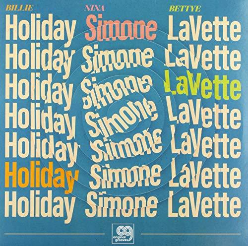 Original Grooves: Billie Holiday Nina Simone Bette