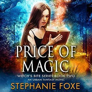 Price of Magic audiobook cover art