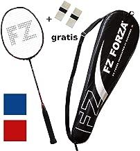 Carlton Vapour Trail S-Lite Raquette de badminton Mixte Blanc//noir//argent 85 g
