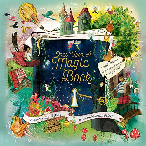Once Upon a Magic Book by Lily Murray and Katie Hickey