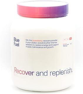 Blue Fuel Recover - De complete post oefening schudden om te rehydrateren, bijtanken en herbouwen. Bevat 30 g wei-eiwitpoe...