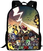 castle crashers backpack