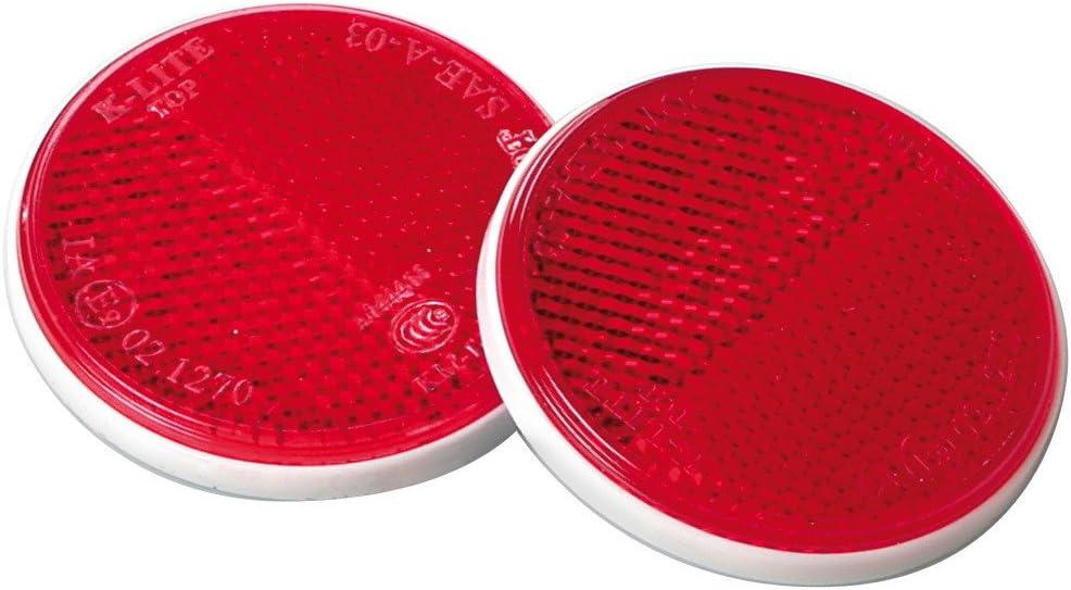 Set of 2 Red Lampa 20546 Indicator