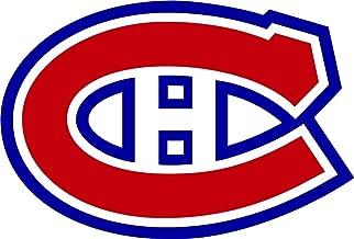 skyhighprint - Montreal Canadiens NHL Hockey Sport Decor Vinyl Print Sticker 14'' X 9''