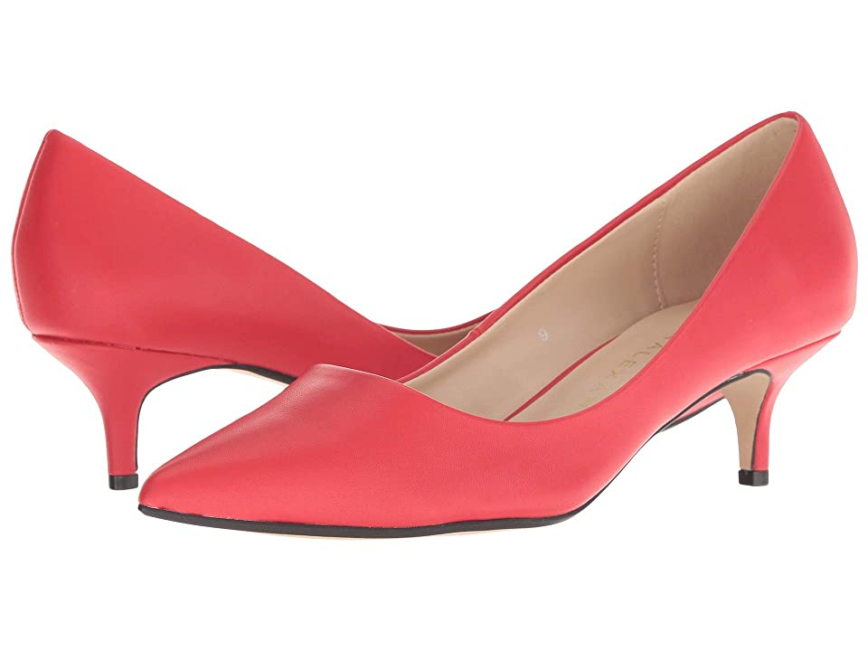 Athena Alexander Target (Red Leather) Women