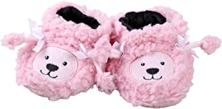 baby snoozies sherpa booties