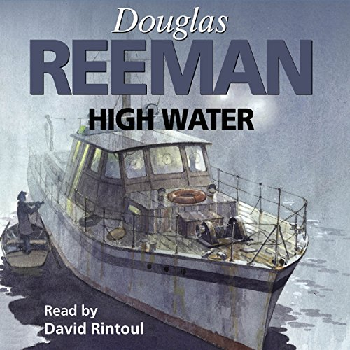 High Water audiobook cover art