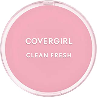 COVERGIRL Covergirl Clean Fresh Pressed Powder, Porcelain, 0.35 Ounce