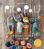 Les amis de Pica Pau - 20 amigurumis à crocheter d'Yan Schenkel